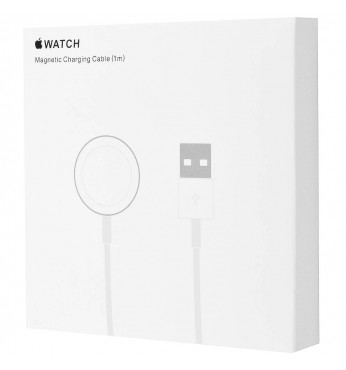 Apple Watch Magnetic Charger to USB Cable (1m) ORIGINAL