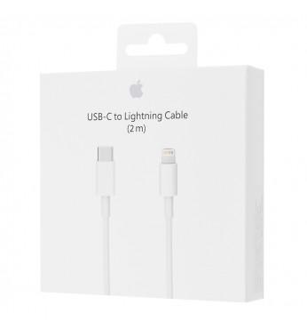 Кабель Apple USB-C to Lightning (2m) ORIGINAL