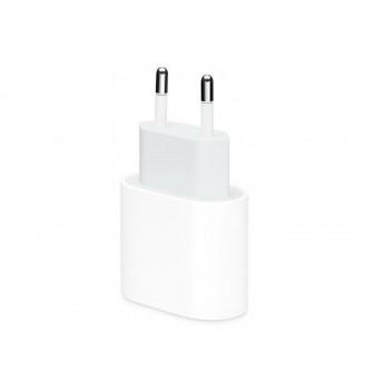 Мережевий зарядний пристрій Apple 20W USB-C Power Adapter (MHJE3ZM/A)