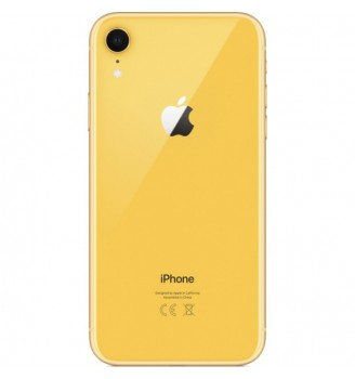 Apple iPhone XR 64 GB Yellow Б/у