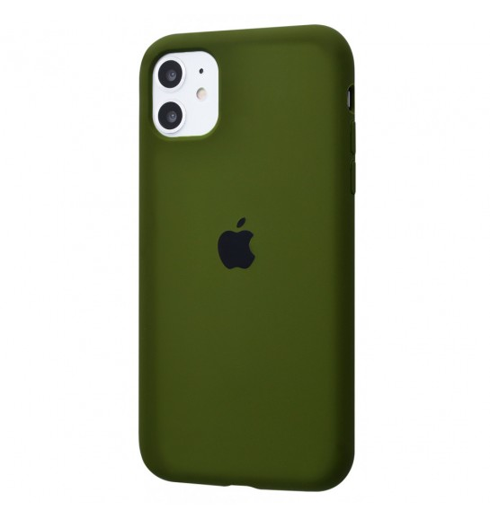 Silicone Case Full Cover iPhone 11