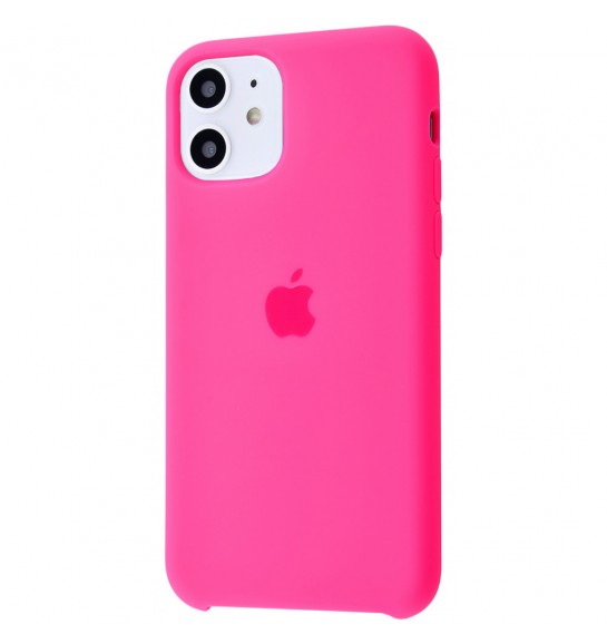Silicone Case High Copy iPhone 11