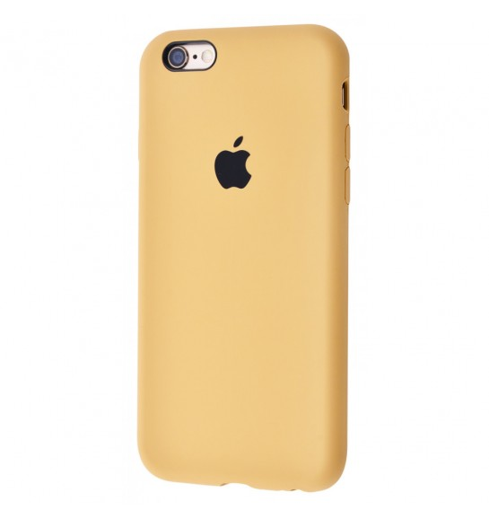 Silicone Case Full Cover iPhone 6/6s
