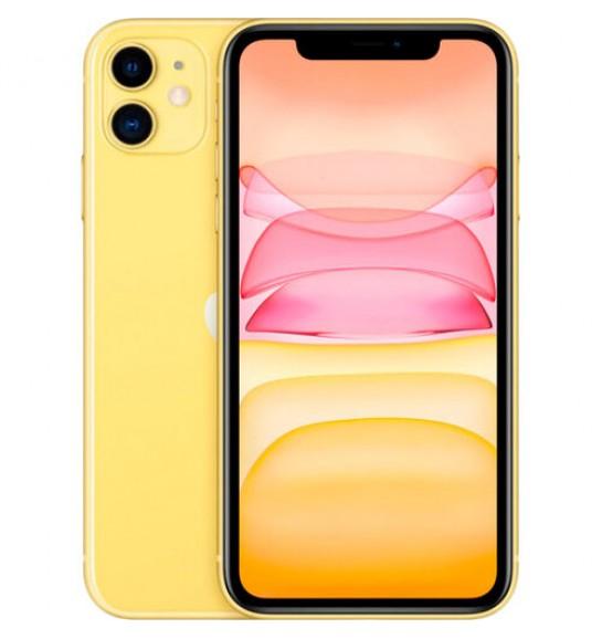 Apple iPhone 11 64 GB Yellow Б/у