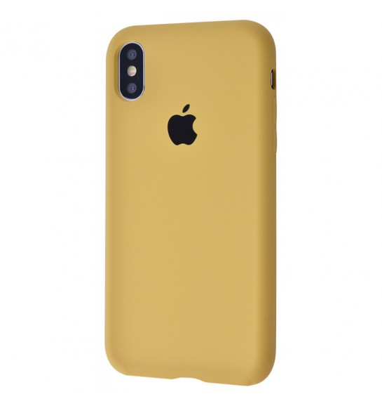 Silicone Case Full Cover iPhone Xr