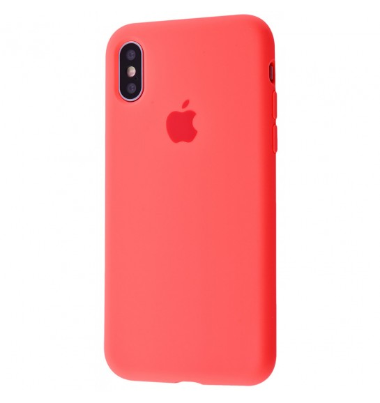 Silicone Case Full Cover iPhone X/Xs
